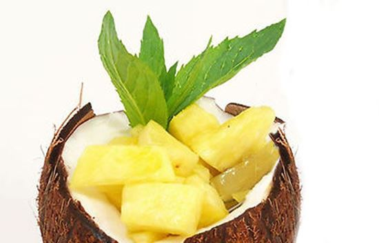 Picture of COCONUT PINEAPPLE VANILLA SOAP