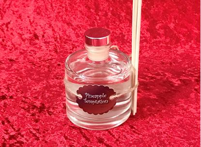 Picture of PINEAPPLE & FRANGIPANI REED DIFFUSER