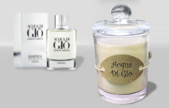 Picture of SOY WAX MELTS - AQUA DI GIO (Type)