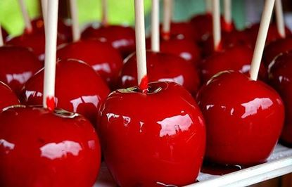 Picture of SOY WAX MELTS - CANDIED APPLE
