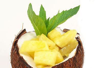 Picture of SOY WAX MELTS - COCONUT PINEAPPLE VANILLA