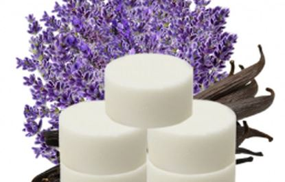 Picture of SOY WAX MELTS - LAVENDER VANILLA