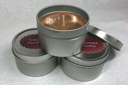 Picture of TRAVEL TINS FOR EASY TRAVEL - Assorted Scents