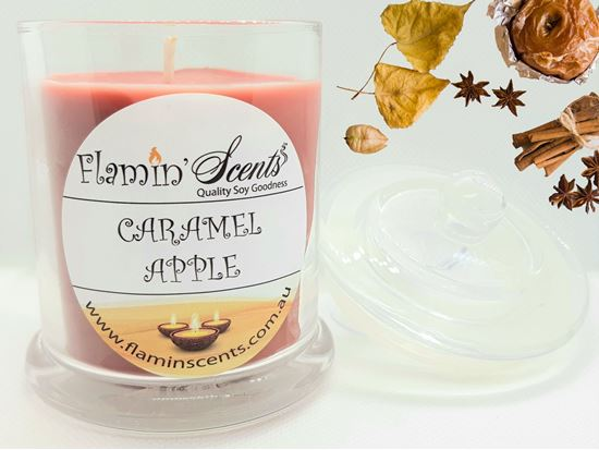 Picture of CARAMEL APPLE CANDLE