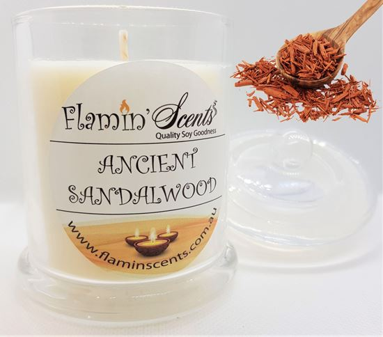 Picture of ANCIENT SANDALWOOD CANDLE