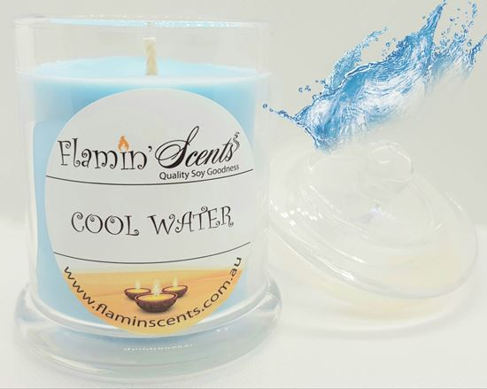 Picture of COOL WATER (Type) CANDLE