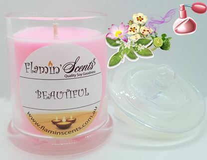 Picture of BEAUTIFUL (Type) CANDLE