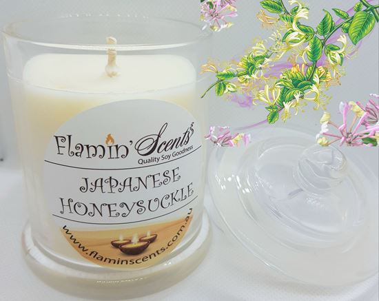 Picture of JAPANESE HONEYSUCKLE CANDLE