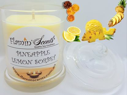 Picture of PINEAPPLE LEMON SORBET CANDLE