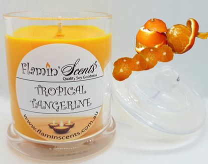 Picture of TROPICAL TANGERINE CANDLE