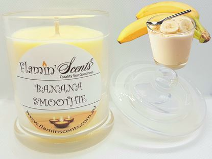Picture of BANANA SMOOTHIE CANDLE