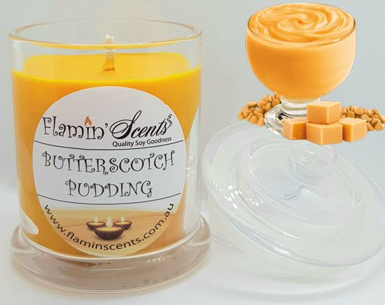 Picture of BUTTERSCOTCH PUDDING CANDLE