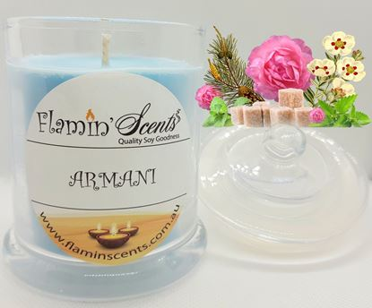 Picture of ARMANI (Type) CANDLE