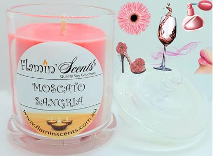 Picture of MOSCATO SANGRIA CANDLE