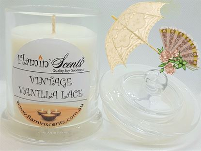 Picture of VINTAGE VANILLA LACE CANDLE