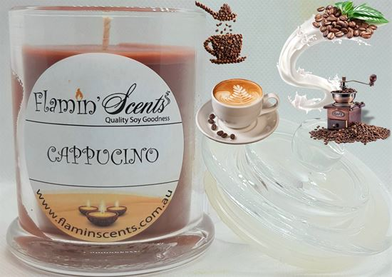 Picture of CAPPUCINO CANDLE
