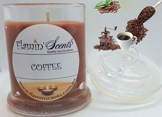 Picture of COFFEE CANDLE