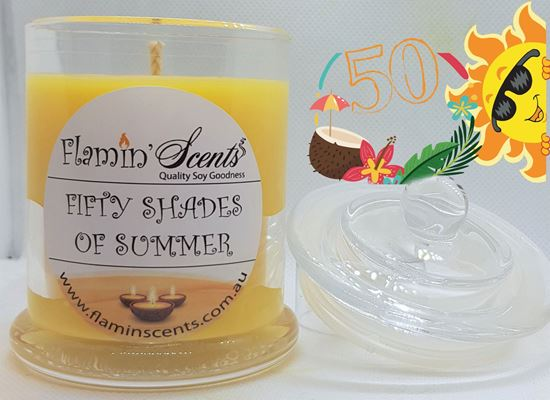 Picture of FIFTY SHADES OF SUMMER CANDLE