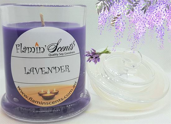 Picture of LAVENDAR CANDLE